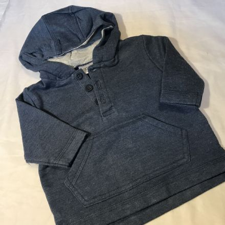 0-1 Month Hooded Top